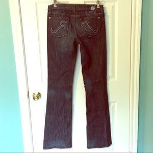 Rock & Republic Kasandra Jeans 28/6 Long